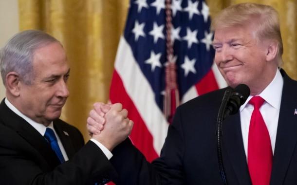 خطة السلام الأمريكية في الشرق الأوسط