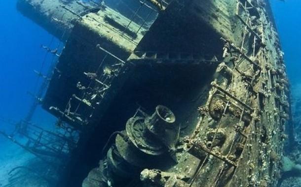 العثور على حطام سفينة نازية غرقت قبل 80 عاما