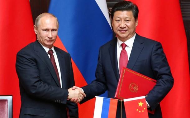 الصين و روسيا علاقات أوثق في مواجهة «الأحادية» و «الحمائية» الأمريكية