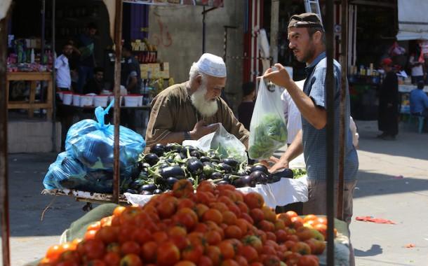 انكماش الاقتصاد الفلسطيني 35 بالمئة في 2020