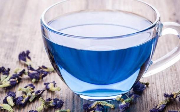 فوائد مذهلة لمشروب الشاي الأزرق