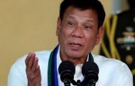 تصريحات الرئيس الفلبيني حول بحر الصين الجنوبي