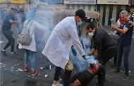 وفاة محتجين اثنين بعد اشتباكات مع الشرطة في بغداد