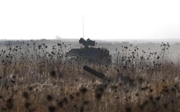 الجيش الإسرائيلي يستهدف أفراد زرعوا متفجرات على الحدود السورية