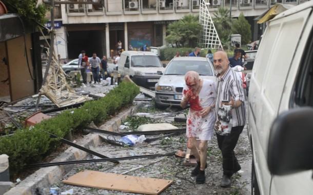 6 قتلى و500 جريح في انفجار مرفأ بيروت