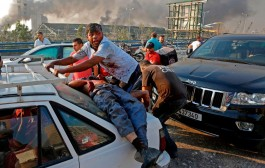 ارتفاع عدد القتلى إلى 100 و إصابة الآلاف في انفجار بيروت