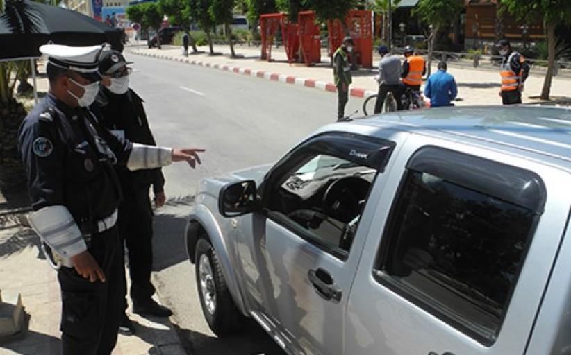 حصيلة يومية قياسية جديدة بالمغرب حيث يسجل 1345 إصابة بـ (كوفيد-19)
