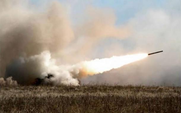 إطلاق صاروخ محلي من قطاع غزة تجاه إسرائيل