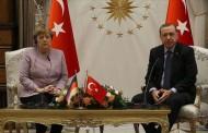 أردوغان و ميركل يبحثان التوتر شرق المتوسط