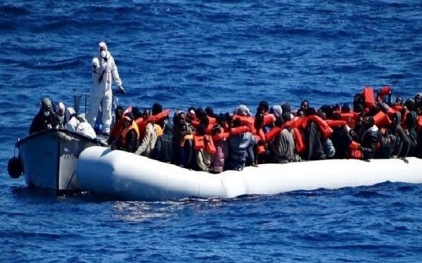 الرئيس عون يدعو إلى مكافحة الهجرة غير الشرعية في لبنان