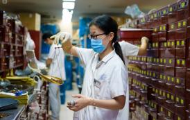 استخدام الطب الصيني التقليدي بكثافة في علاج