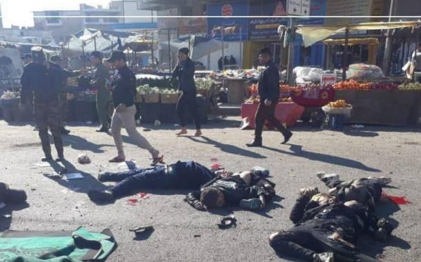 مقتل اثنين من أفراد الجيش العراقي وجرح ثلاثة آخرين غربي البلاد