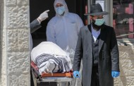 حصيلة الوفيات بكورونا في إسرائيل تتخطى 4000 حالة