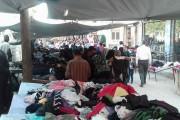 انتعاش سوق الألبسة المستعملة في ظل تدهور الأوضاع الاقتصادية للأسر في سوريا