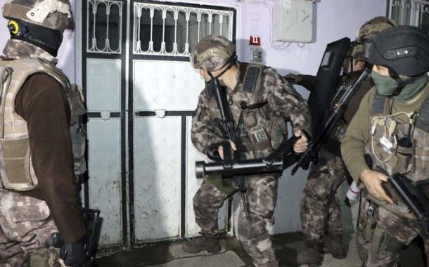 الشرطة التركية تعتقل 29 من عناصر تنظيم الدولة الإسلامية
