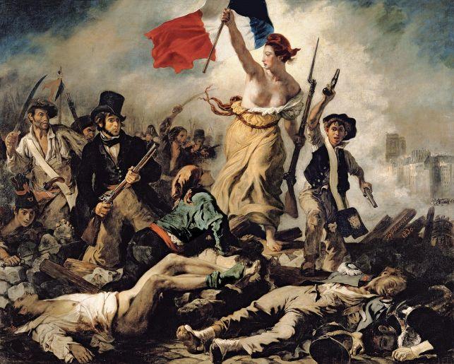 الشعب مكان العرش: ربيــع الثورات الأوربيـــة 1848