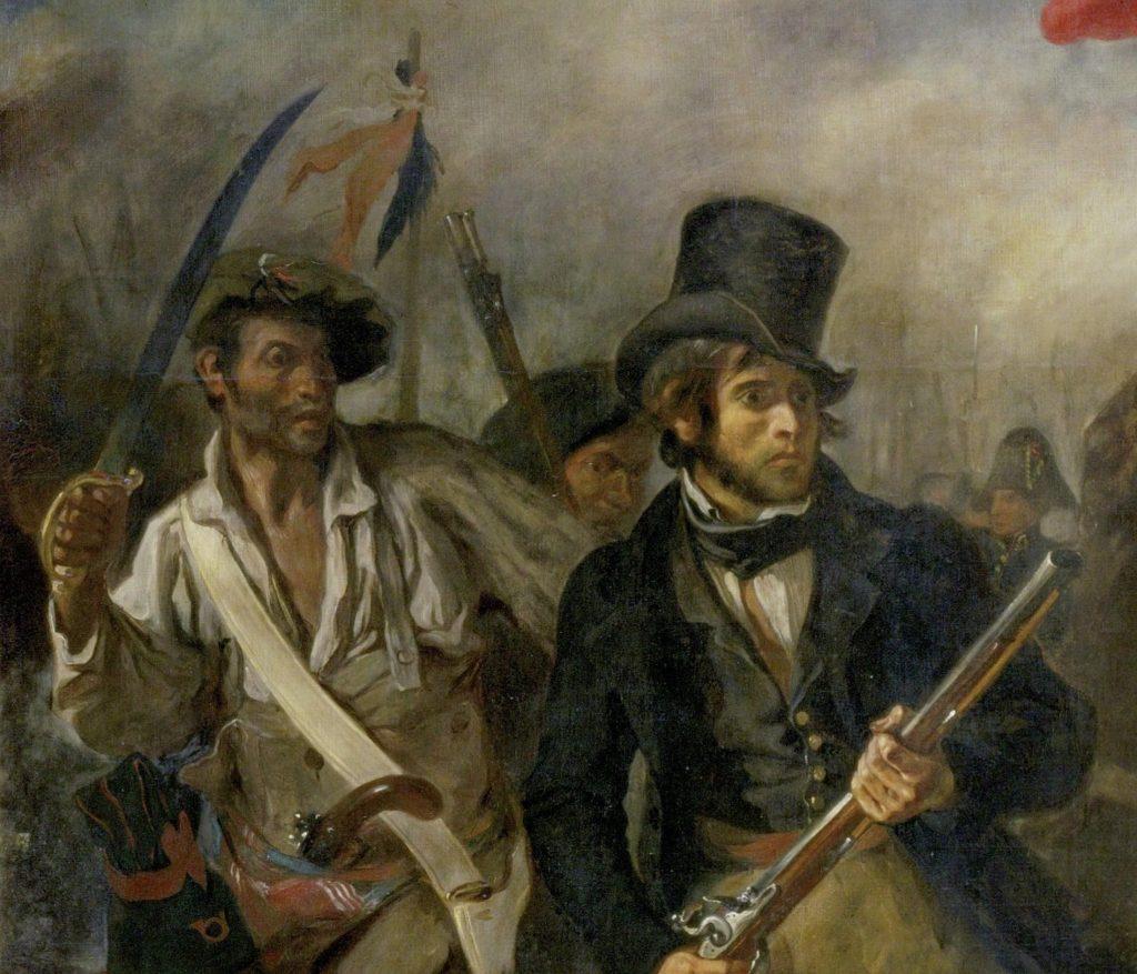 هل فلسفة التنوير هي التي صنعت  الثورة الفرنسية؟