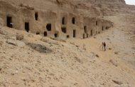 اكتشاف 250 مقبرة في جنوب مصر عمرها 4200 سنة