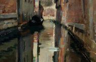 « قناة البندقية » للفنان تيليماكو سيجنوريني