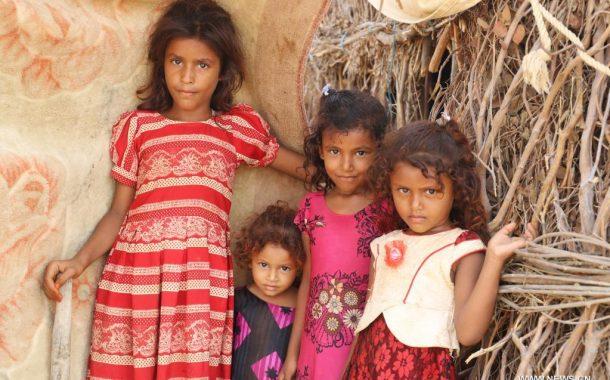 وسط صيف حار .. نازحون يمنيون يكافحون من أجل البقاء