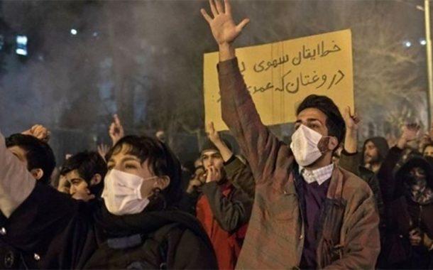 مصرع شخص واحد وإصابة اثنين في احتجاجات غربي إيران