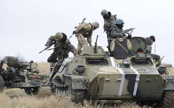 من يشجع الحل العسكري في دونباس كمن يلعب بالنار أمام برميل بارود
