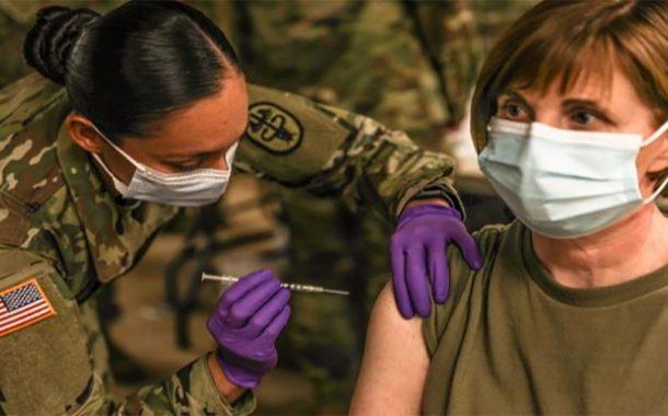 وزارة الدفاع الأمريكية تخططلجعل اللقاح إلزاميا لجنودها