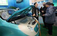5.4 بالمئة... معدل انتشار سيارات الطاقة الجديدة في السوق الصيني في عام 2020