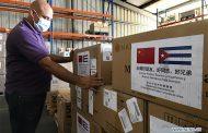 كوبا تتسلم إمدادات طبية من الصين وسط تدهور وضع جائحة كوفيد-19