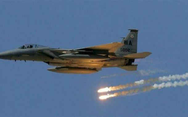 واشنطن نفذت ضربة عسكرية في كابول