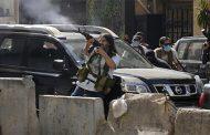 الجيش اللبناني يعلن القبض على 9 أشخاص بينهم سوري على خلفية أحداث بيروت